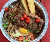 Boteco Food truck Brazilian food meat dish