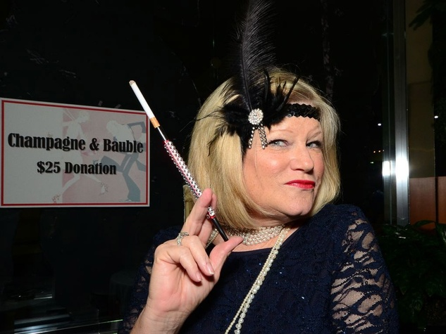 89 Pattie Huey at the Fellas and Flappers Sunshine Kids event October 2013