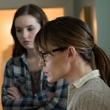 Kaitlyn Dever and Jennifer Garner in Men, Women & Children