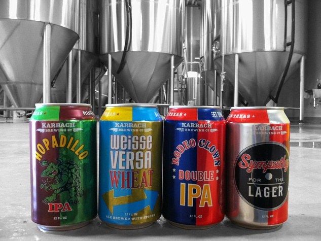 Karbach Brewing Co., beer, Karbach