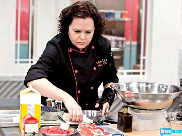 News_Top Chef_Just Dessert_Rebecca Masson_episode 2