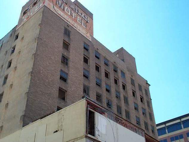Ben Milam Hotel, Houston