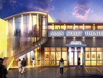 Joel Luks: Houston art rumblings: Another theater jumps into the renovation craze, trying to update its Rice Village digs