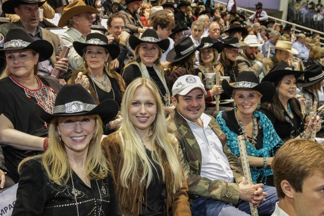 News, Champagne Cowgirls, Susan Krohn, March 2014