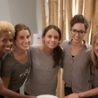 Houston, Define Foods Supper Club, May 2015, Terri Duckett, Kasey Buchtien, Iva Sefic, Andi Kveton, Grace Eckhardt