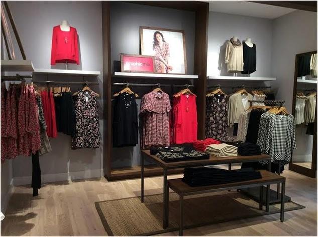 J Jill New Prototype Store in The Galleria