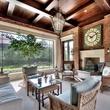 Houston, most expensive homes, 1722 River Oaks Blvd., January 2013, sunroom