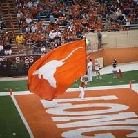 Austin Photo Set: News_Kevin_UT Football Schedule_August 2011_flag
