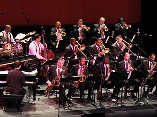 Abyssinian featuring Lincoln Center orchestra jazz with Wynton Marsalis