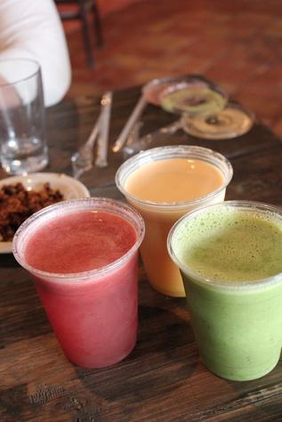 Roots Juice, Juice&Smothie, July 2012