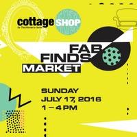 The Cottage Shop presents Fab Finds Market