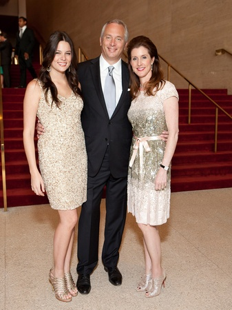 News_Houston Symphony_Maestro Wine Dinner_May 2012_Caroline Tudor_Bobby Tudor_Phoebe Tudor