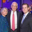 News, SHelby, Gerald Hines 90th birthday, Sept. 2015, Anne and John Mendelsohn, Chris Brown