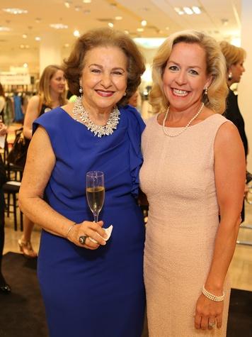 215, Dress for Dinner event, March 2013, Joann Crassas, Rosemary Schatzman