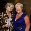 Lelani Hurles, left, and Mary Murray at the Big Brothers Big Sisters Gala September 2014