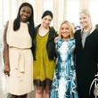 Njide Ugboma, Stephanie Mark, Elizabeth Tuke, Erin Kleinberg, The Outnet