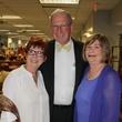 News, Shelby, Blue Bird Circle endowed chair, October 2014, Maggie Austin, Dr. Robert Zeller, Claire Manning