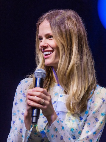 Andy Roddick Foundation Opportunity Matters Luncheon 2017 Brooklyn Decker