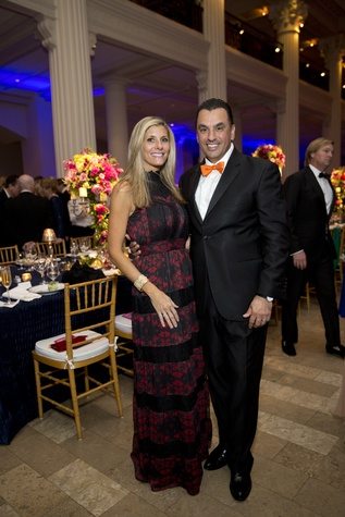 News, Shelby, Houston Symphony Opening Night, Sept. 2015, Gina and Dr. Devinder Bhatia