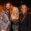Rex Tucker, from left, with Marissa and Dr. Mark Mettauer at the Montgomery County Heart Ball March 2014