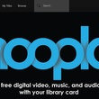 Hoopla Houston Public Library screen shot