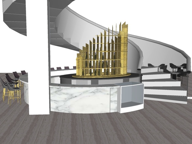 51Fifteen Satellite bar rendering