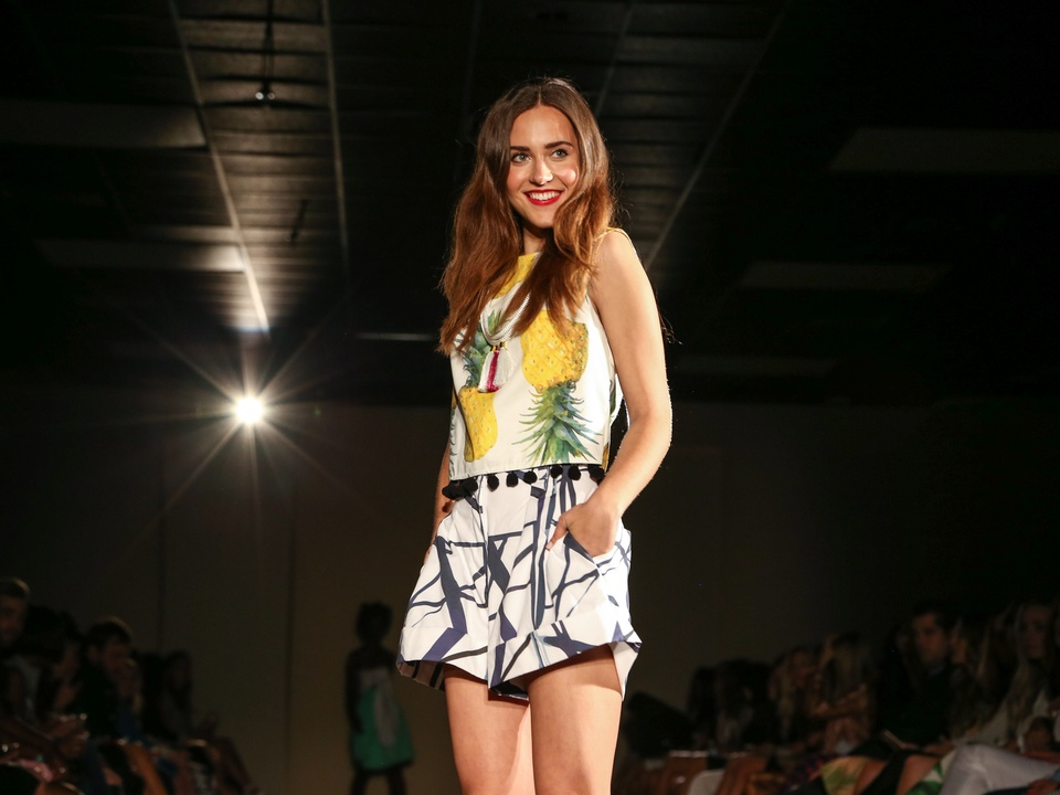 Austin Fashion Week 2016 at JW Marriott Katie Kime