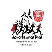 Dallas Tennis Association presents Monster Mash Dash Halloween Fun Run 5k and Walk