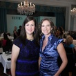 11 Josie Morgan, left, and Amy Holmes at the Junior League Fall Luncheon September 2014