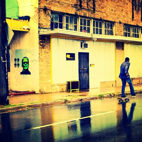 HCAF street photography contest second finalist martini_olive