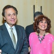 Tony and Donna Vallone at the Memorial Hermann Razzle Dazzle Pink Luncheon October 2013