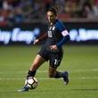 Carli Lloyd of the U.S. Women's National Soccer Team