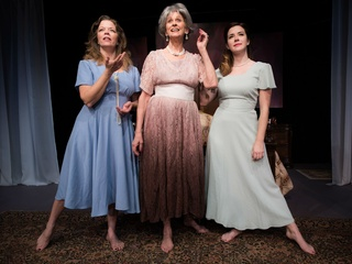 The City Theatre Company presents <i>Three Tall Women</i>