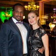 Fathay Smith (left) and Rachael Gatenby, J R Ewing bourbon launch party