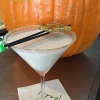 Sorrel Urban Bistro's Pumpkin Pie Martini November 2014