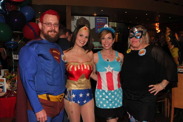 Houston, News, Shelby, Escape Celebrity Serve Benefit, April 2015, Robert Boudwin, Amy Boudwin, Roseann Rogers, Lara Bell