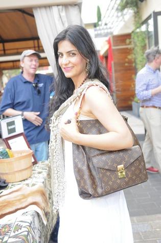 Anjali Khawaja at the Curry Crawl May 2014