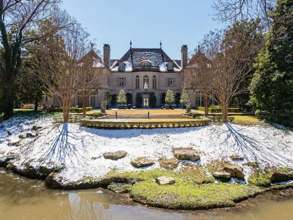 Inside the most expensive home in dallas price tag 100 for Most expensive house in dallas