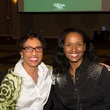 40 Sharon Owen, left, and Winell Herron at Links Boots & Bling February 2014