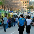 Dallas Arts District block party