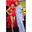 2 Chita Johnson and Len Cannon at the Easter Seals: The Bash October 2013