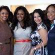 News_Houston Young Professionals_Culture Collision_May 2012_Denise Furlough_Ebony Goudeau_Crystal Rideau_Erica Davis Rouse