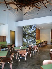 Canopy. Places_Food_Canopy_interior_day. Places_Food_Canopy_sandwich_fruit. Places_Food_Canopy_interior_day. Places_Food_Canopy_sandwich_fruit & Canopy - CultureMap Houston
