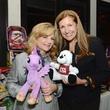 14 Kim Padgett, left, and Laurette Veres at Joyful Toyful December 2014
