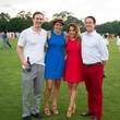 Yellowstone Academy,  polo party, May 2015 Collin Johansen, Anne Peetz, Jasmine and Michael Collins