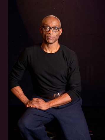 Bill T. Jones choreographer dancer