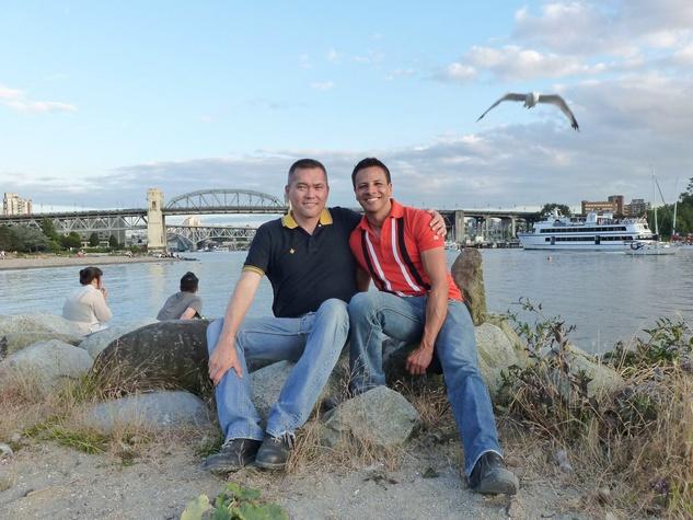 John Nechman and Ricardo Ruiz