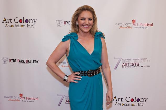 9 Courtney Perna Seven selected artists benefitting Bayou City Art Festival July 2014
