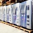 Line of Robocoin bitcoin ATMs