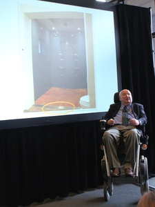 Michael Graves, September 2012, presentation